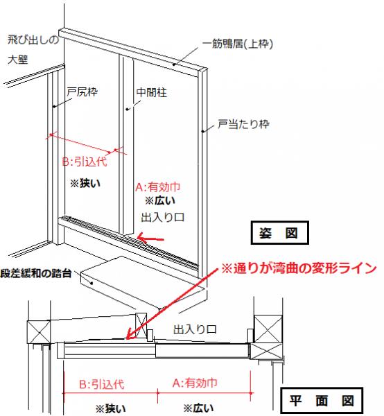 片引き戸(変形)納まり図?.png