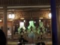 椿神社拝殿内
