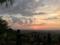 伊予灘の夕陽