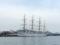 高松港に海王丸