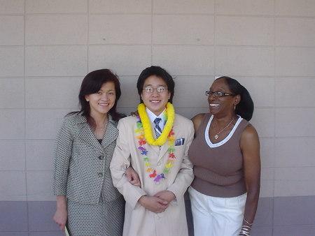 Wataru Graduation