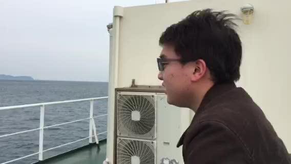 船の上のわたる