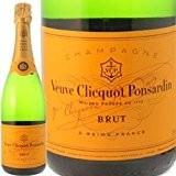 ヴーヴ・クリコ イエローラベル [NV] (白・シャンパン) 750ml