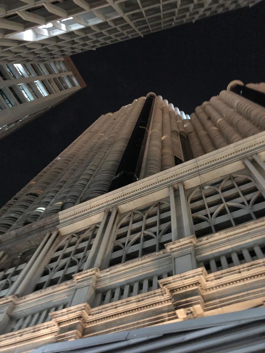 スカイバー ルブアホテル ルブアアットステートタワー 外観