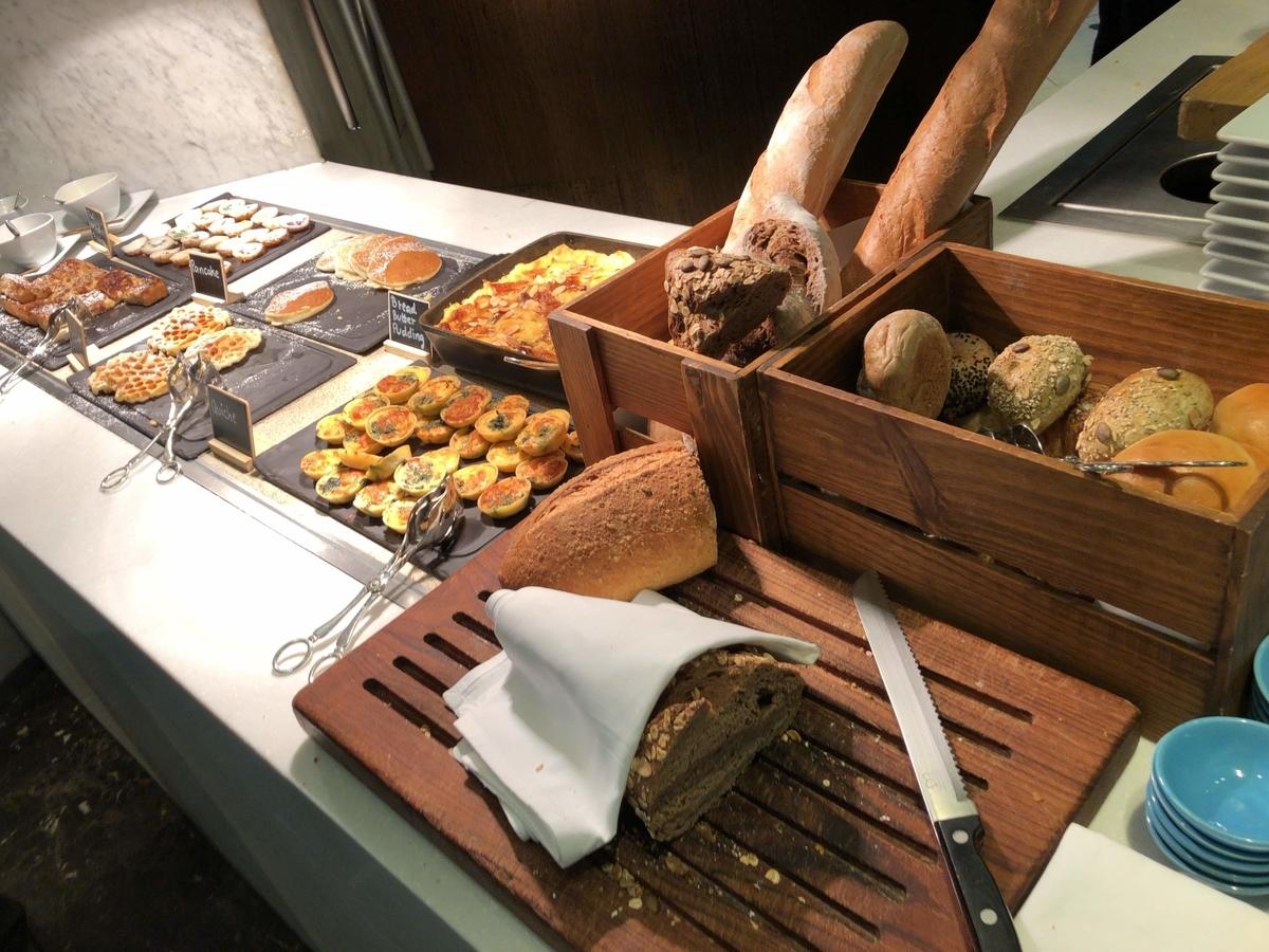 シーズナルテイスト ウェスティングランデスクンビットホテル 朝食 ビュッフェ