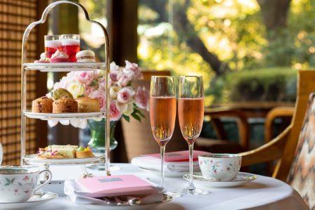 桜アフタヌーンティー ホテル椿山荘東京 2020