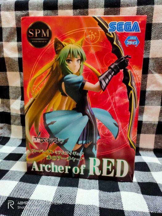 Fate/Apocrypha SPMフィギュア 赤のアーチャー:サムネイル兼外箱