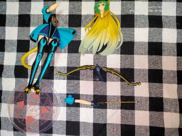 Fate/Apocrypha SPMフィギュア 赤のアーチャー:内容物