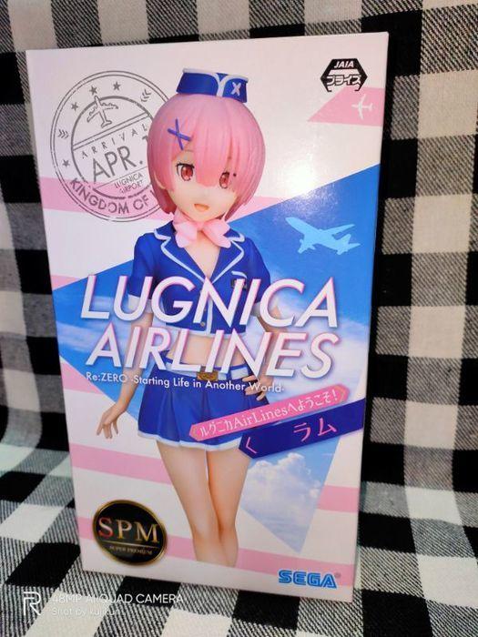 ルグニカ ラムSPMフィギュア 外箱兼サムネイル