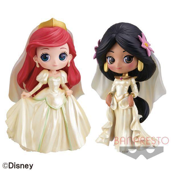 バンプレストナビ | Q posket Disney Character -Dreamy Style Special Collection-vol.1