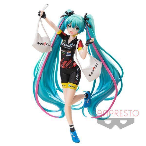 初音ミクレーシングVer. ESPRESTO est-Print&Hair-レーシングミク2019 TeamUKYO応援Ver.