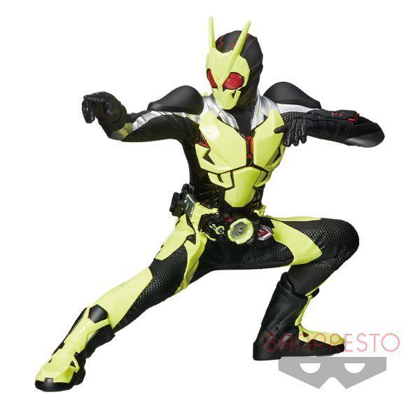 仮面ライダーゼロワン 英雄勇像 仮面ライダーゼロワン ライジングホッパー