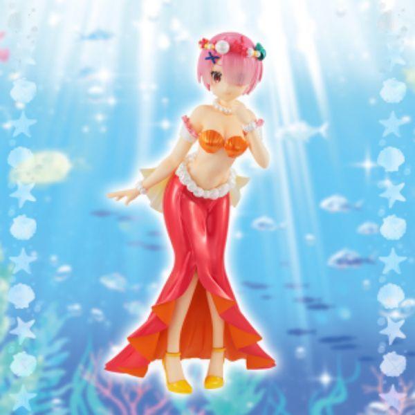 SSSフィギュア-童話シリーズ・ラム・人魚姫-