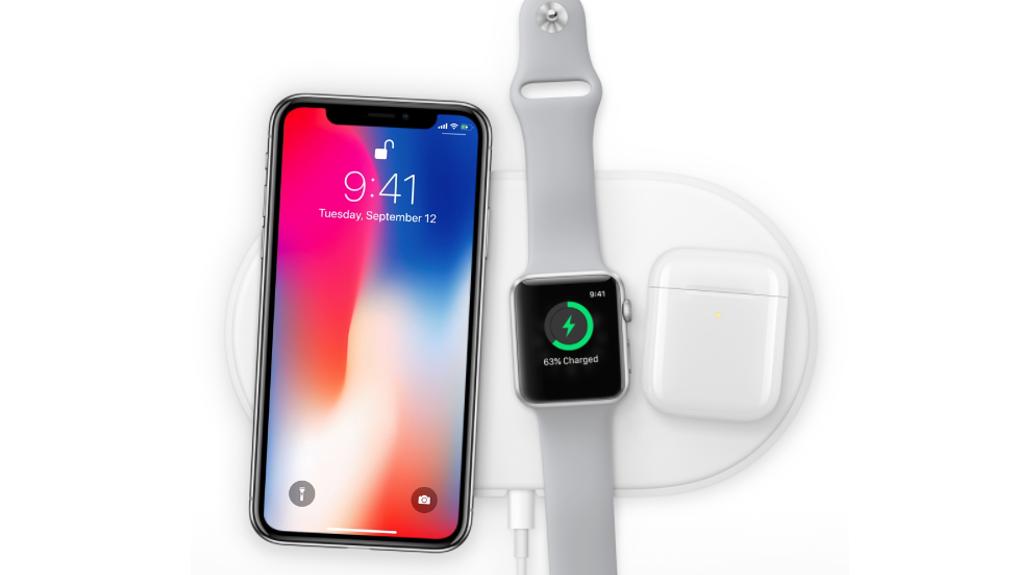 iPhoneX ワイヤレス充電