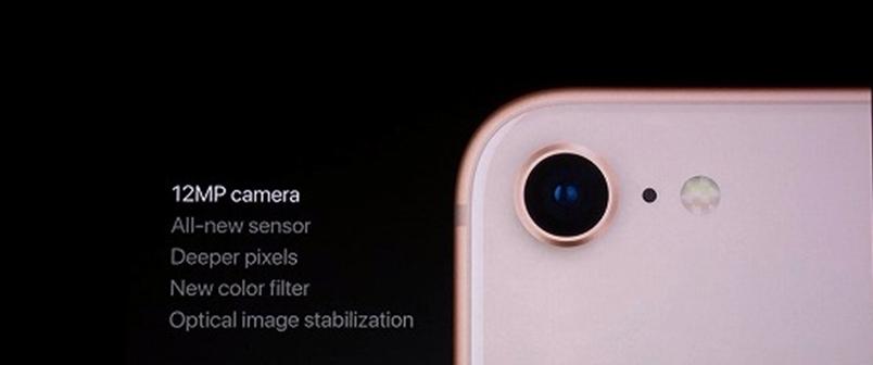iPhone8 カメラ