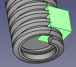 立方体が作成されます。