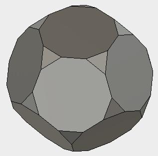 切頂十二面体