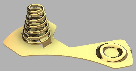 電極板その3のサブ・アセンブリ