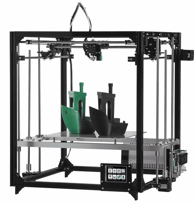 3Dプリンタ Flsun Cube
