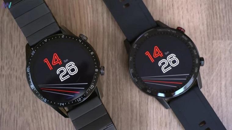Watch GT 2とMagicWatch 2の違い(46mmモデル)