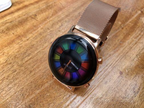 "Foto: Huawei Watch GT2 Edisi 42 Milimeter ""Elegant Edition"" uzoneindonesia"