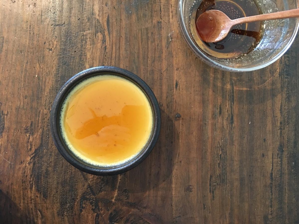 30分プリン家庭で作る美味しいプリン