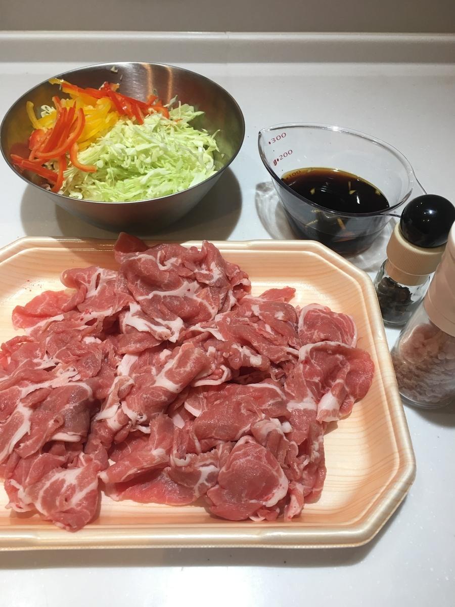 簡単で直ぐ出来る『生姜焼きの自家製たれ!!』我が家の豚の生姜焼きレシピ