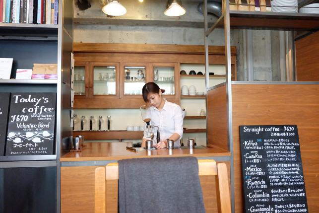 オブスキュラ Obscura coffee 1