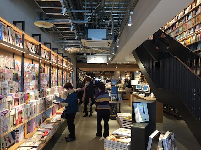 柏の葉 T-SITE 蔦屋書店9