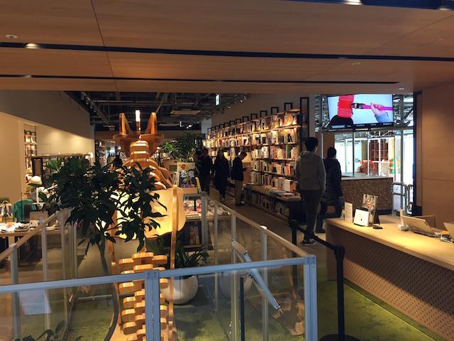 柏の葉 T-SITE 蔦屋書店10
