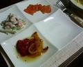 [食][2008記念日]前菜