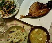 2009-05-19夕食