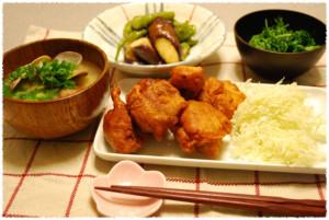 2009-06-04夕食