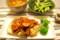 2009-07-21夕食