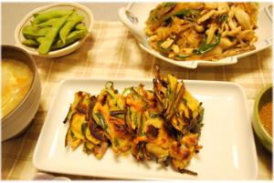 2009-07-22夕食