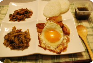 2009-07-23夕食