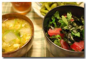 2009-08-03夕食