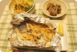 2009-09-01夕食