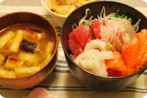 2009-09-20夕食