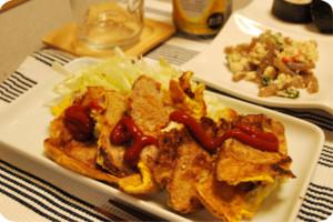 2009-09-25夕食