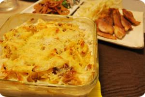 2009-10-09夕食