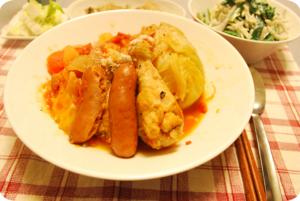 2010-01-28夕食