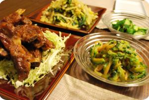 2010-08-04夕食