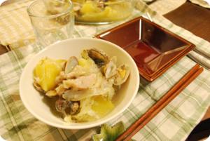 2010-08-05夕食2