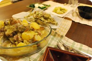 2010-08-05夕食1