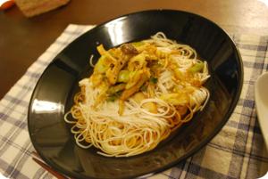 2010-09-21夕食