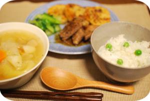 2011-04-26夕食