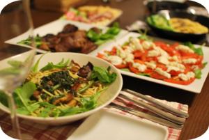 2011-06-18夕食