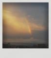 [日常]空と雲と虹と。