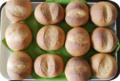 [食]今週のパン コーンミールプチパン